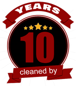 cleaning 10 years