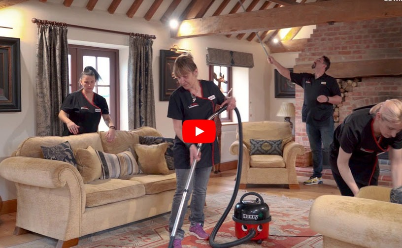 Professional Cleaning Oxford