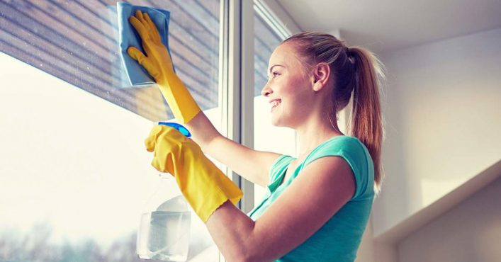 window cleaning hacks