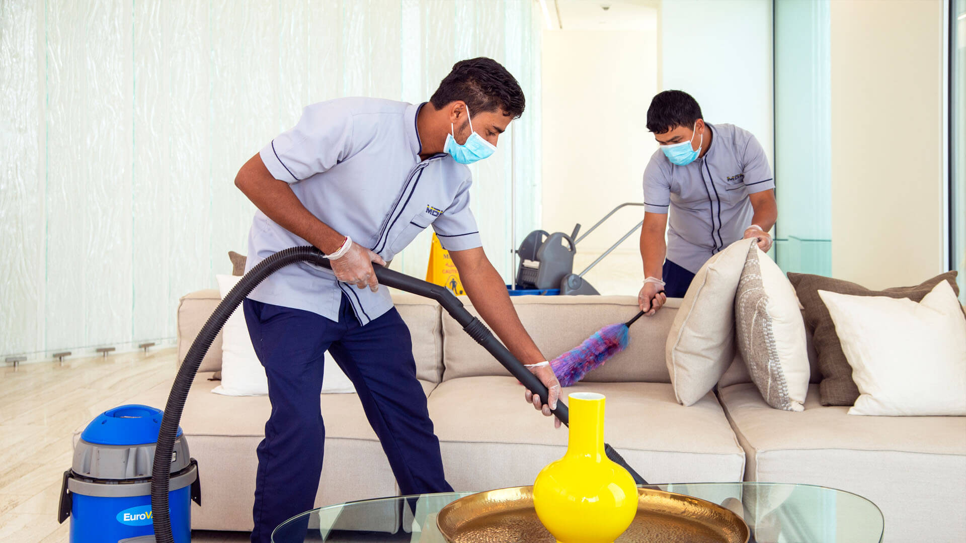 housekeeping for short lets